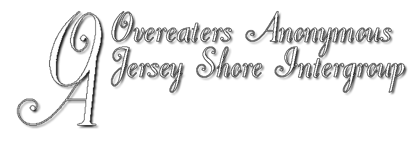 Jersey Shore Overeaters Anonymous